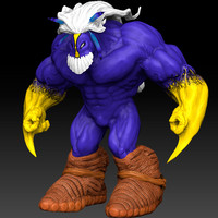 The Maxx 3D models