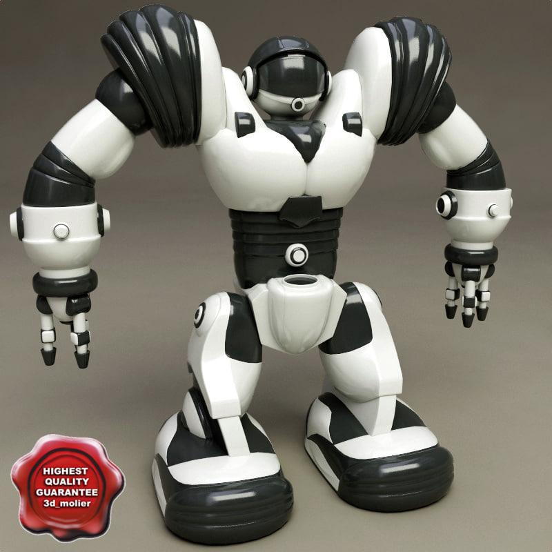 Robot Toy RoboSapien Static