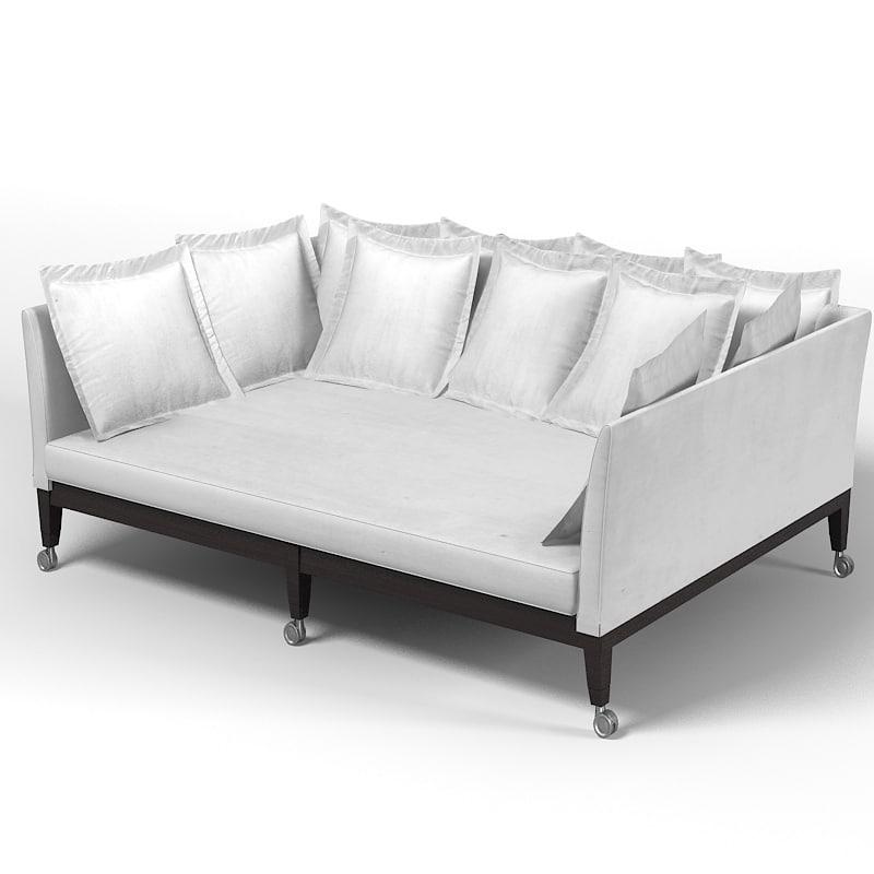 driade neoz sofa 3ds. Black Bedroom Furniture Sets. Home Design Ideas