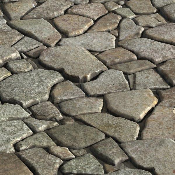 Stones #02 Texture Maps