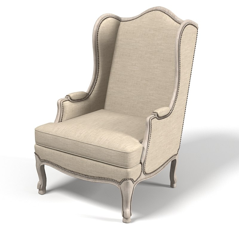 collection pierre classic wing armachair  silhouette chair.jpg