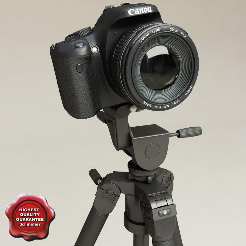 Canon_EOS_450D_and_Tripod_Slik_Professional_00.jpg