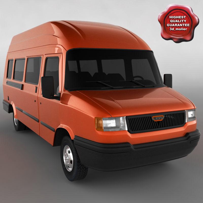 LDV Convoy 400