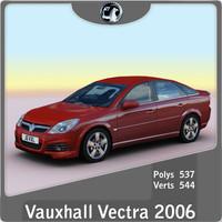 Vectra 3D models