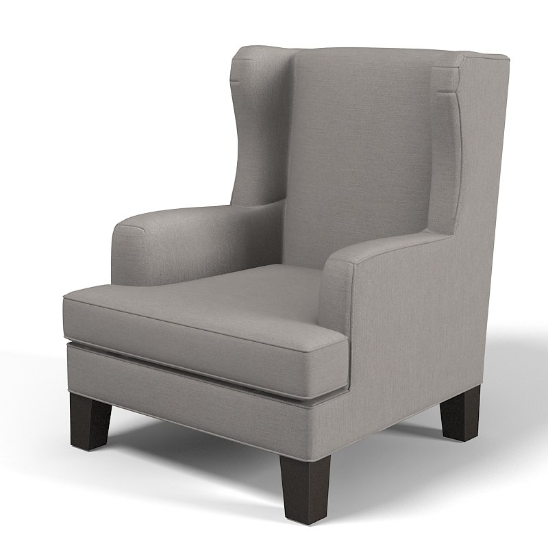 Wing Armchair Modern
