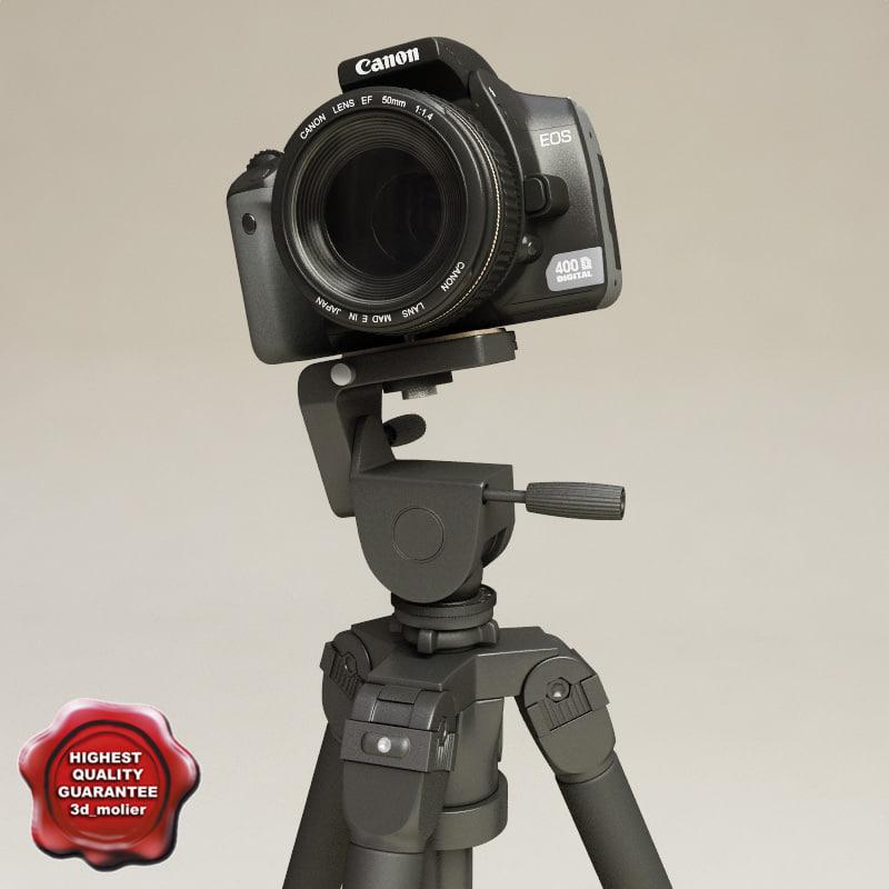 Canon_EOS_400D_and_Tripod_Slik_Professional_00.jpg