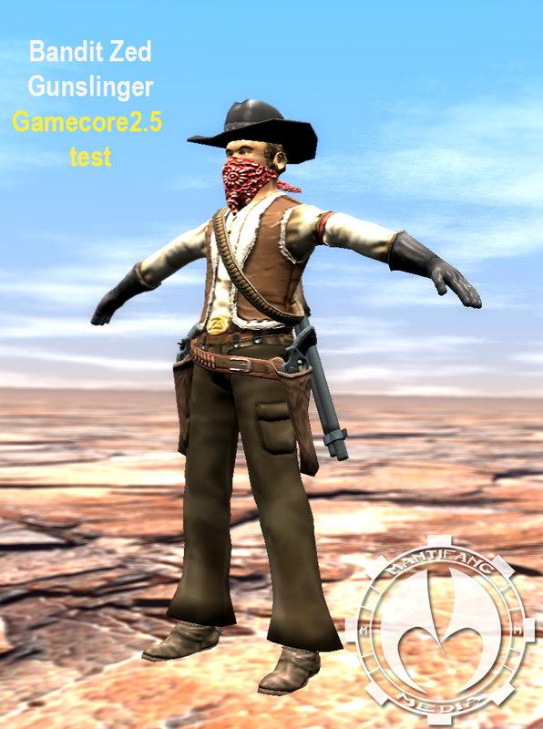 Bandit Zed
