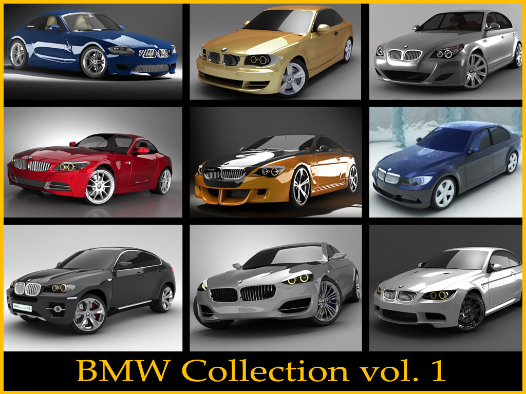 BMW collection vol. 1
