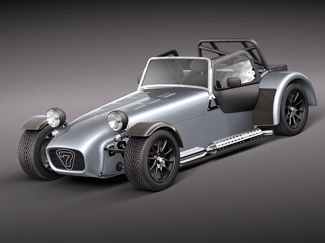 Lotus Caterham R500