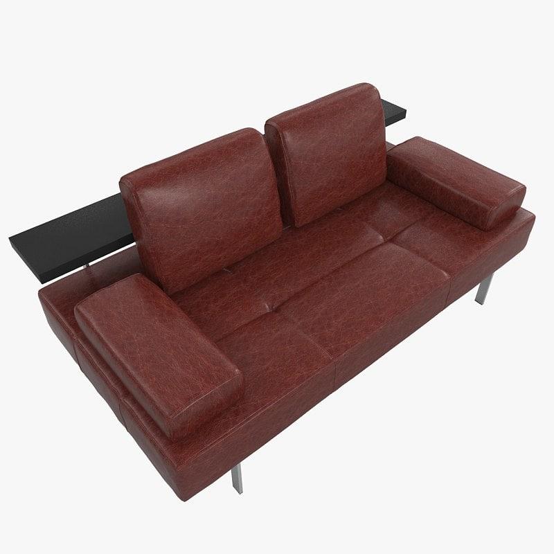 sofa rolf benz dono