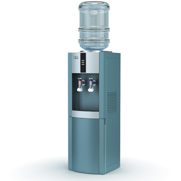 Water cooler Ecotronic H1-LF 3D Models