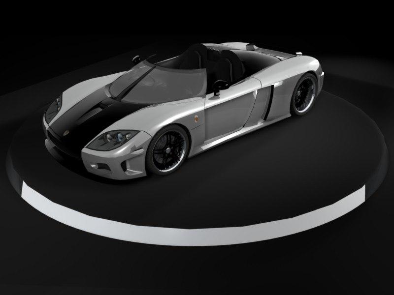 Koenigsegg CCX Speedster