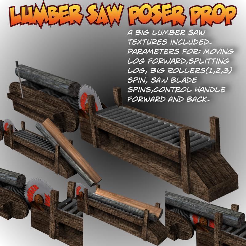 LumberSaw.obj