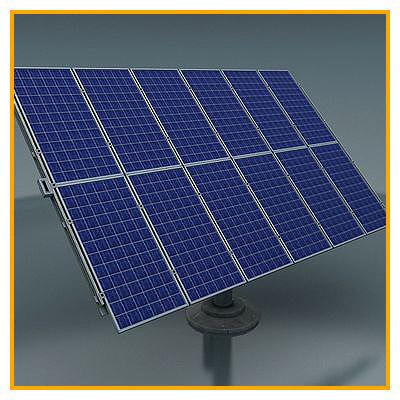 SOLAR set(1) 3D Models