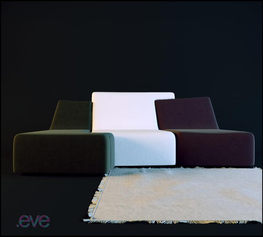 max ligne roset confluences. Black Bedroom Furniture Sets. Home Design Ideas