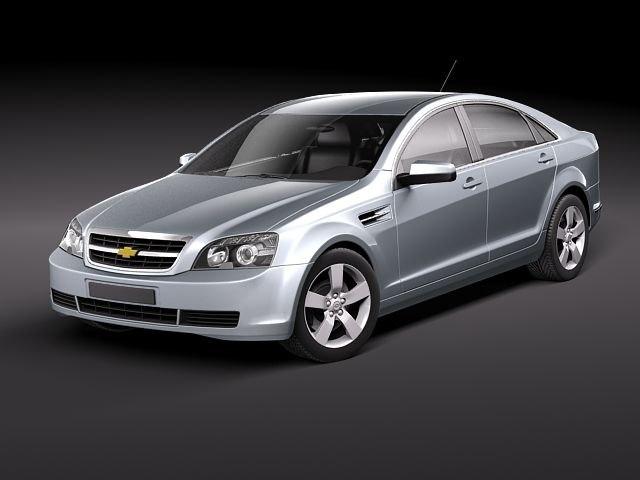 Chevrolet Caprice 2011