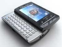 Sony Xperia Mini 3D models