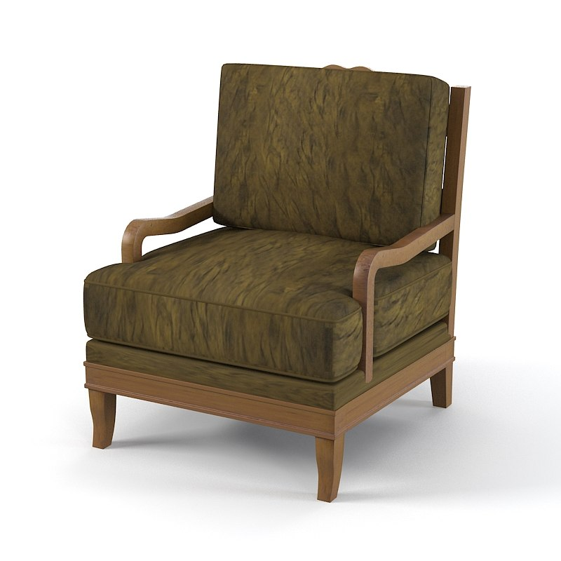 new country house traditional armchair modern chair0001.jpg