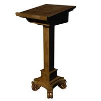 pulpit 3D models