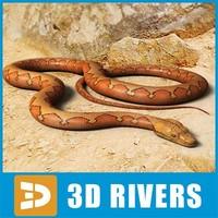 Python 3D models