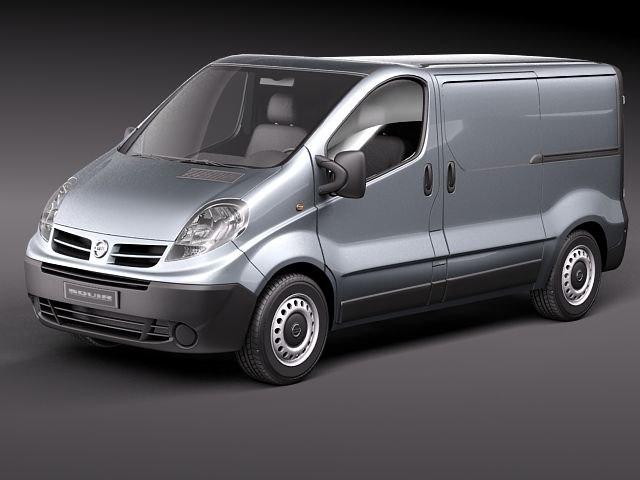 Nissan Primastar 2010-2012