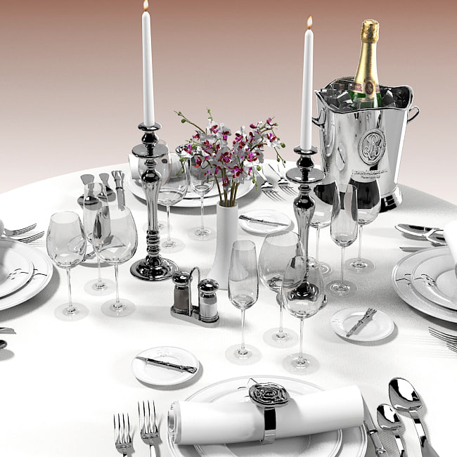 restaurant table arrangement appointments champange _2.jpg