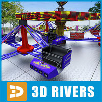 Scrambler Car 3D models