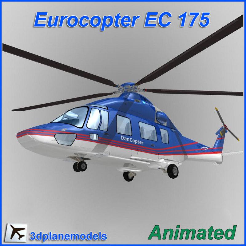 Eurocopter EC-175 DanCopter