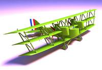 Boeing GA-1 3D models
