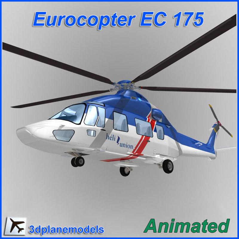 Eurocopter EC-175 Heli Union