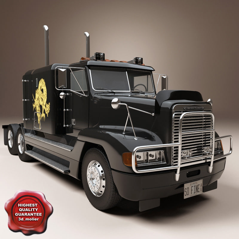 Fld 120 Accessories : Freightliner fld special by d molier collection of