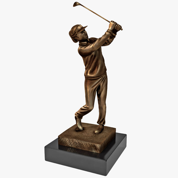 Sports Trophy 3D models