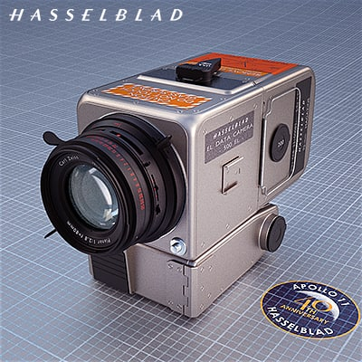 hasselblad lunar camera (Electric Data Camera) 3D Models