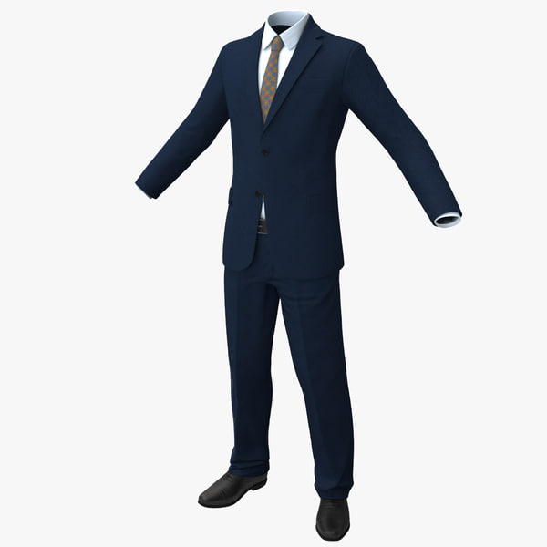 clothing 3D models