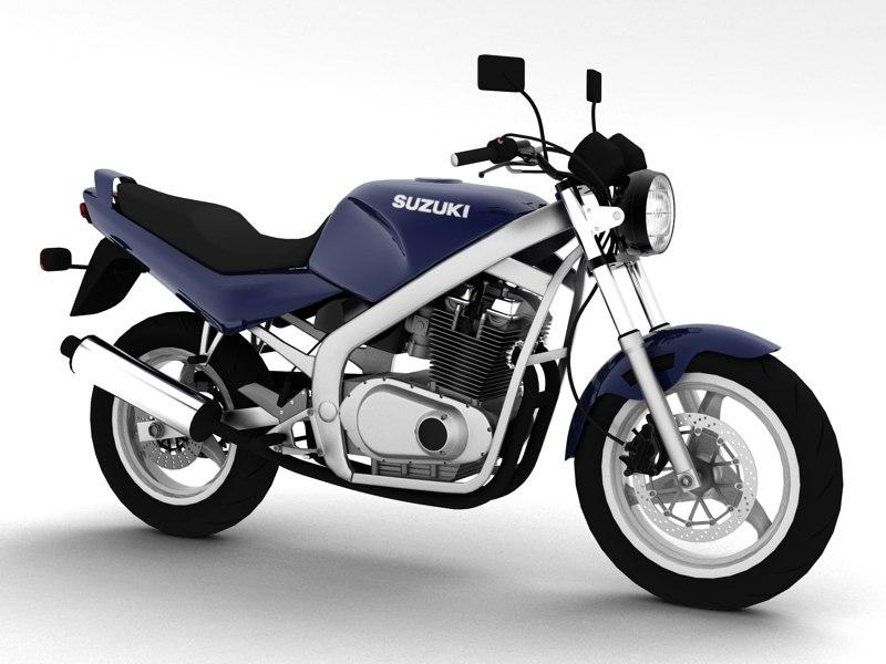 Suzuki GS500 1994