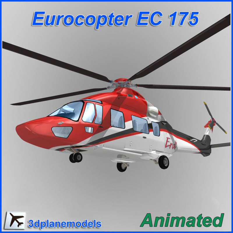 Eurocopter EC-175 ERA Helicopters
