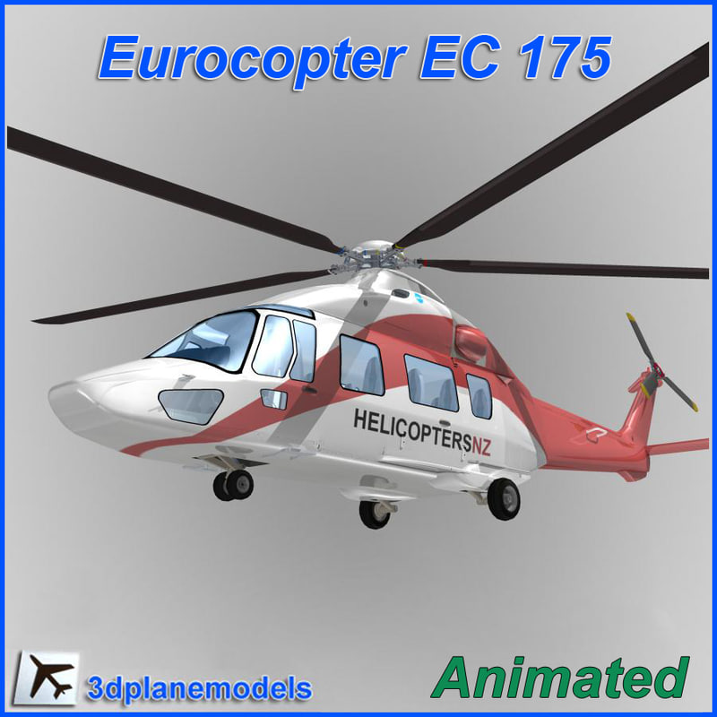 Eurocopter EC-175 Helicopters New Zealand