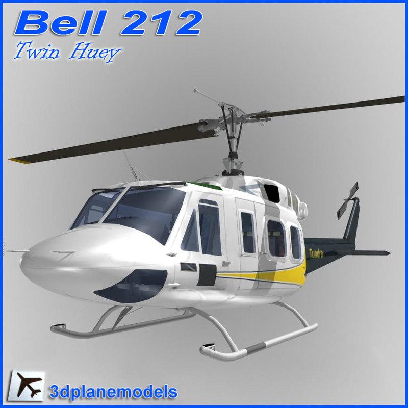 Bell 212 Tundra