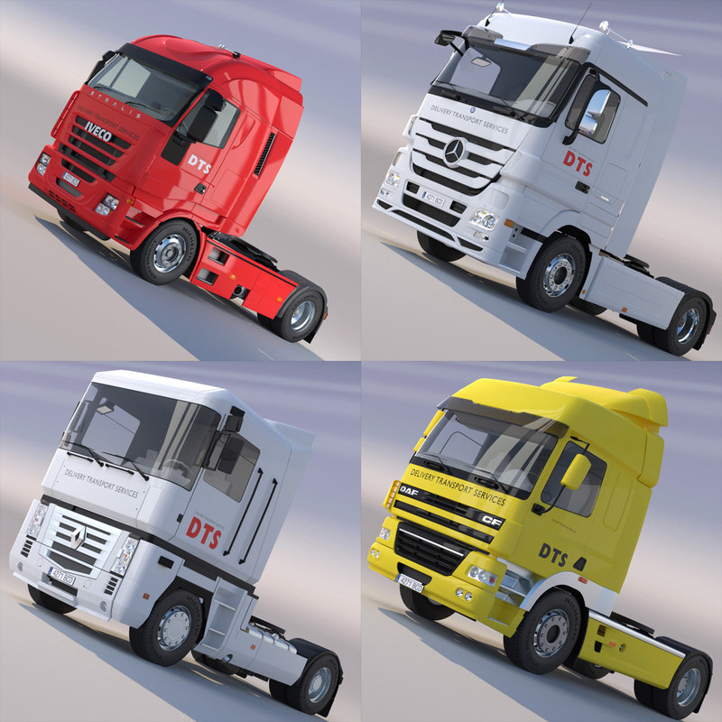 European Truck Collection