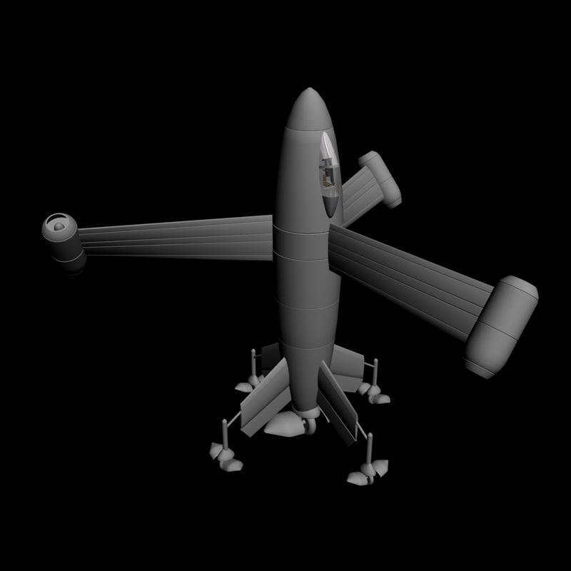 Focke Wulf Triebflugel