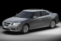 Saab 9-3X 3D models