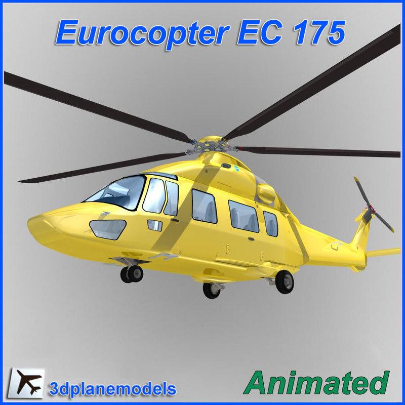 Eurocopter EC-175 Noordzee Helikopters Vlaanderen NV
