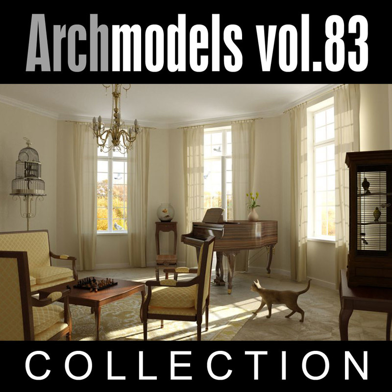 Archmodels vol. 83