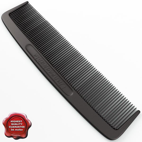 Comb V3 3D Models
