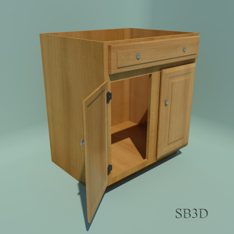 30 inch sink base max for 40 inch kitchen cabinets