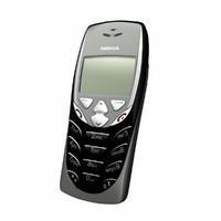 Nokia 8310 3D models