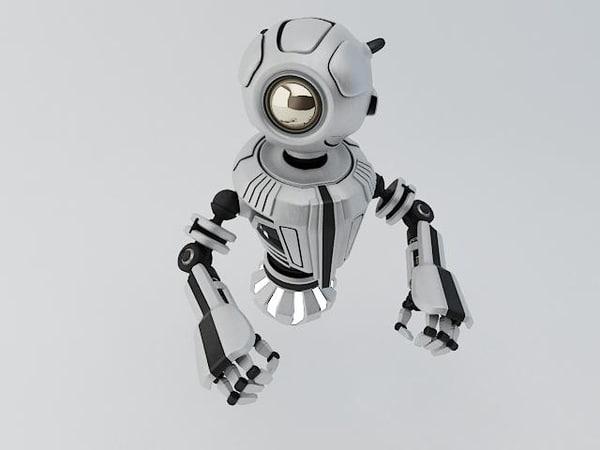 Robot MNR-120 3D Models