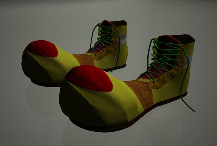Clown Shoe