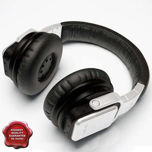 Creative Headphones 3D Models