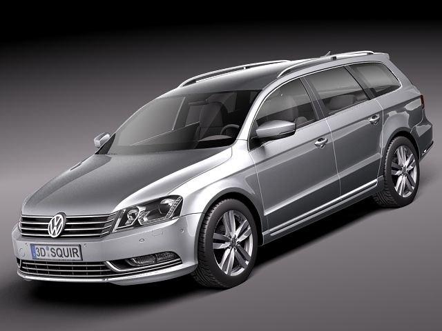 Volkswagen Passat 2011 Estate
